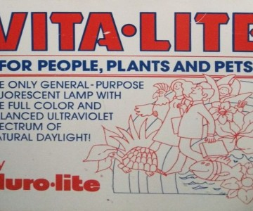 Vita-Lite Full Spectrum Lighting