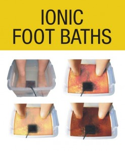 Ionic Foot Baths