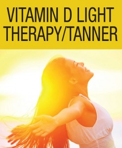 Vitamin D Light Therapy & Tanning